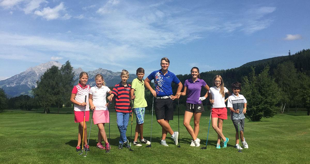 Junior Golfcamp: Termine