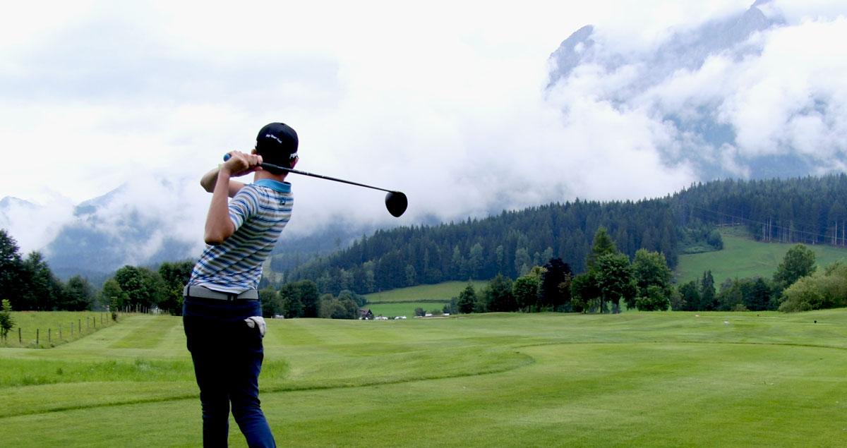 Junior Golfcamp: Training