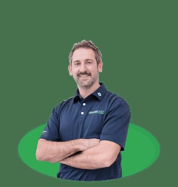 Golfcamps für Kinder mit Trainer Markus Teubner,